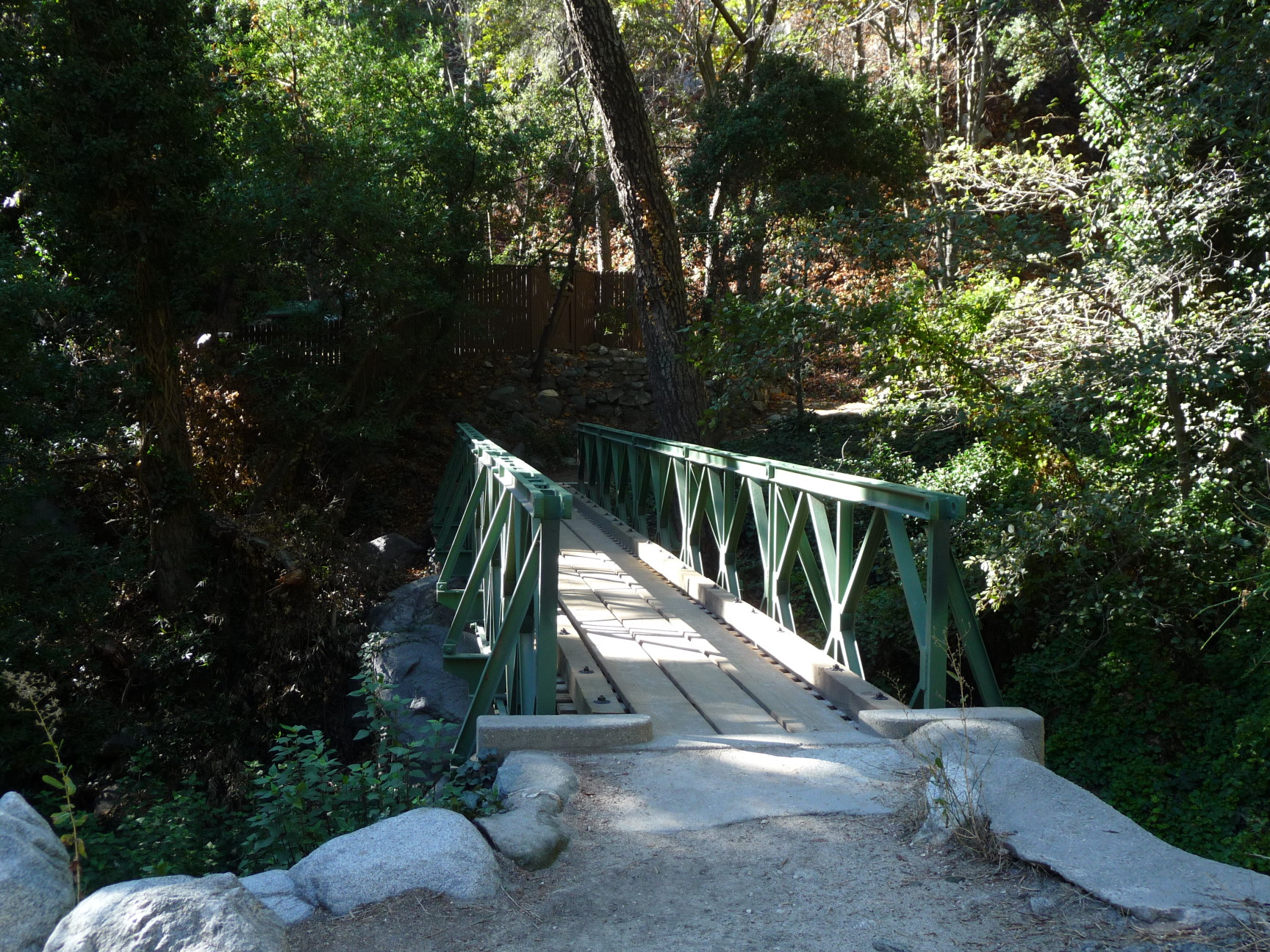 Winter Creek Bridge