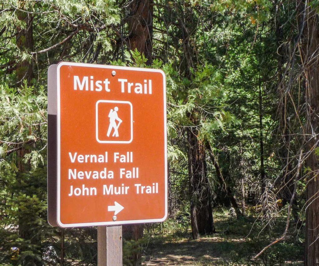 Mist Trail or Classic JMT?