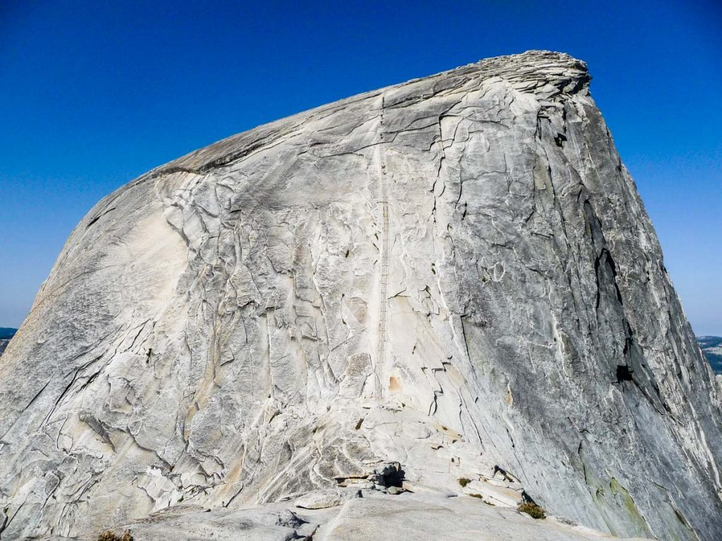 10 Tips For Climbing Half Dome At Yosemite Kevin S