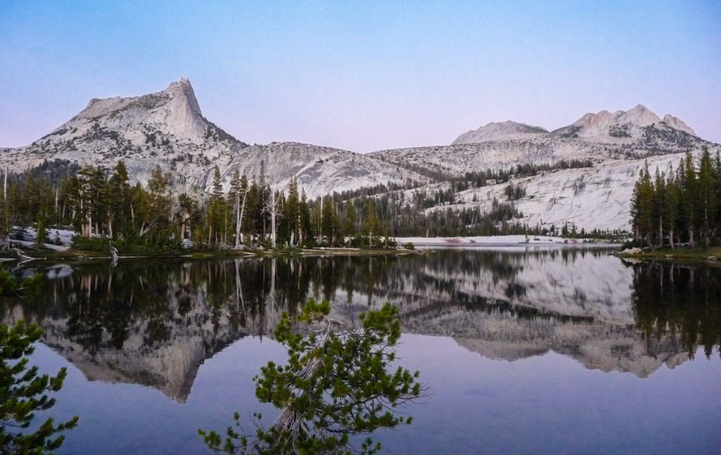 Lower Cathedral Lake, Yosemite National Park