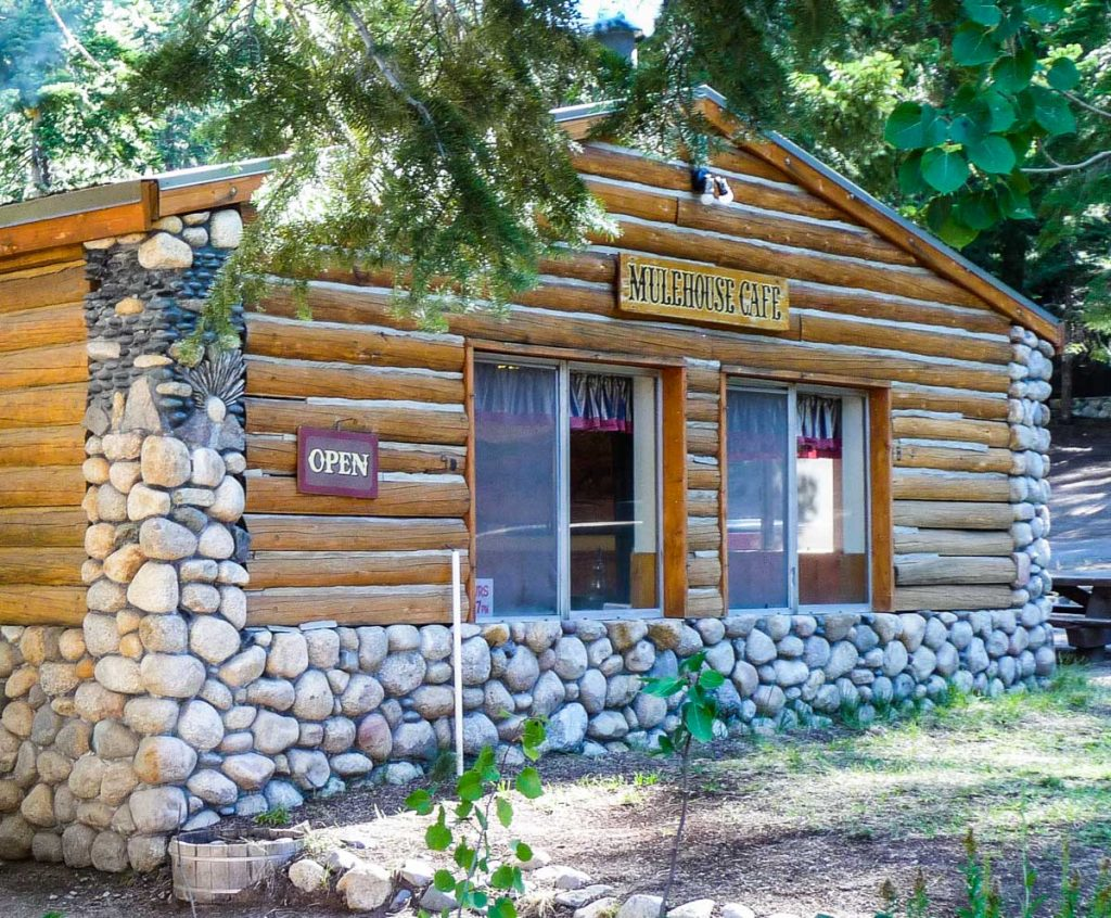 Mulehouse Cafe, Reds Meadow