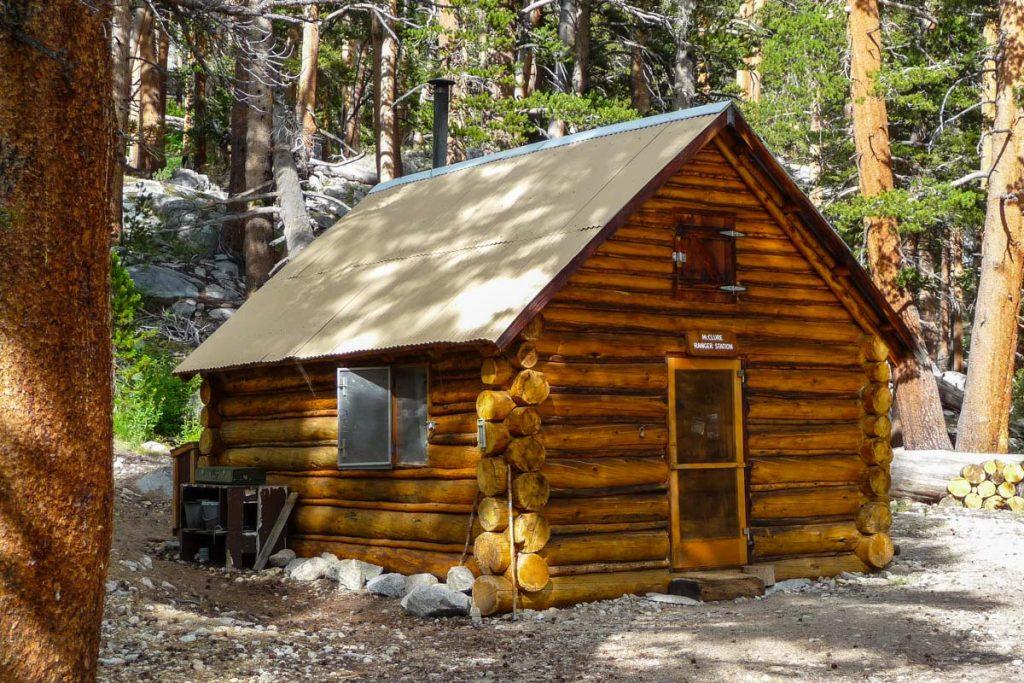 McClure Ranger Station