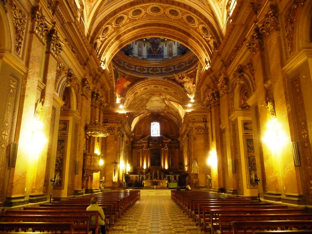 Interior of Catedral de Cordoba
