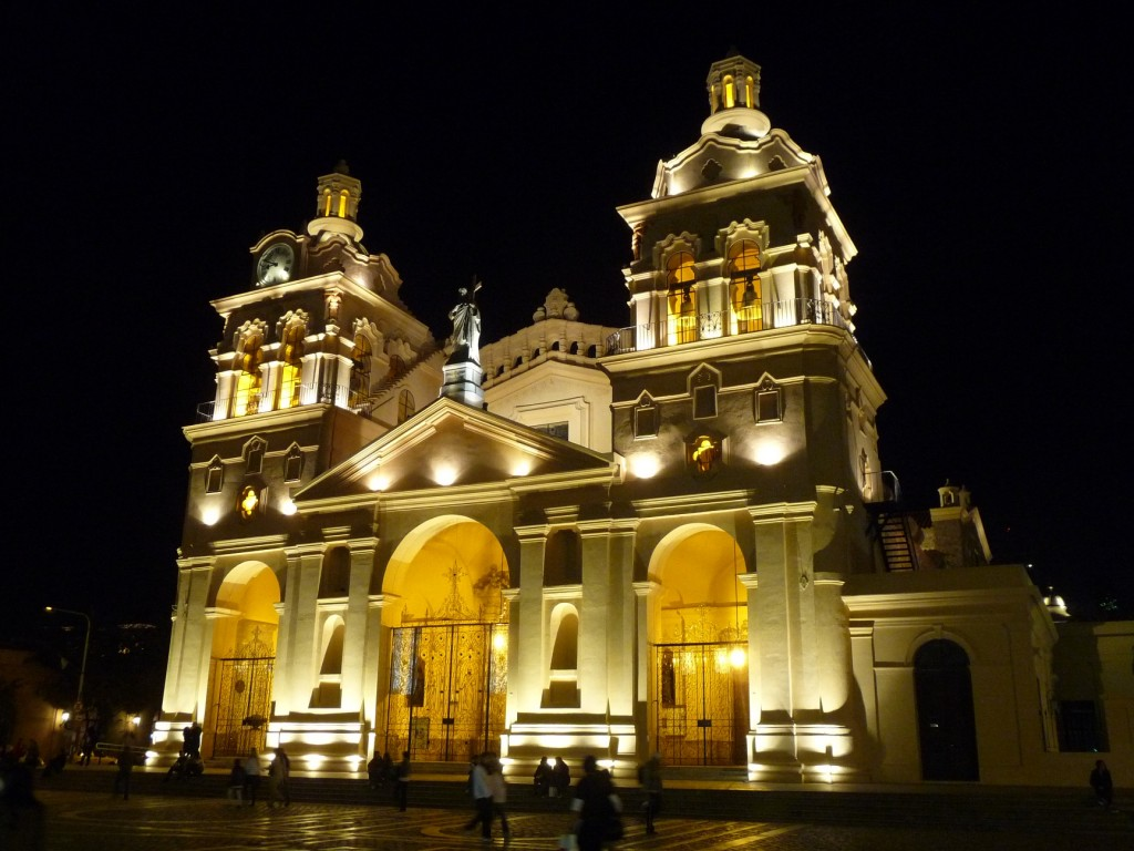 Catedral de Cordoba at Night