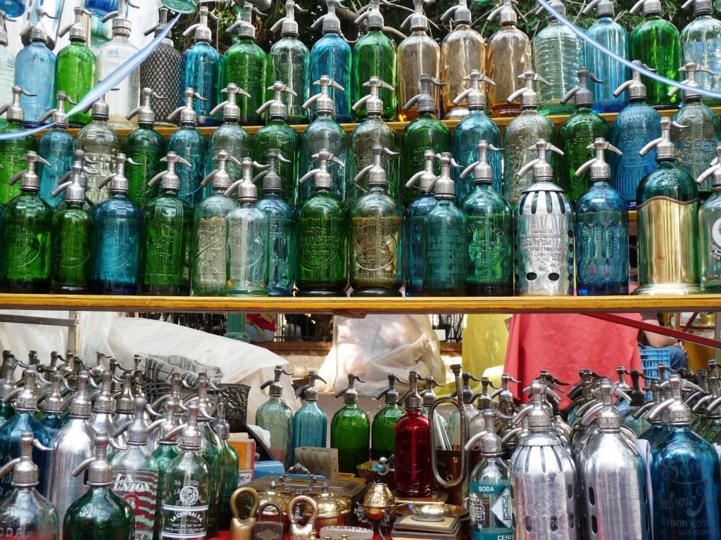 Botellas de Soda