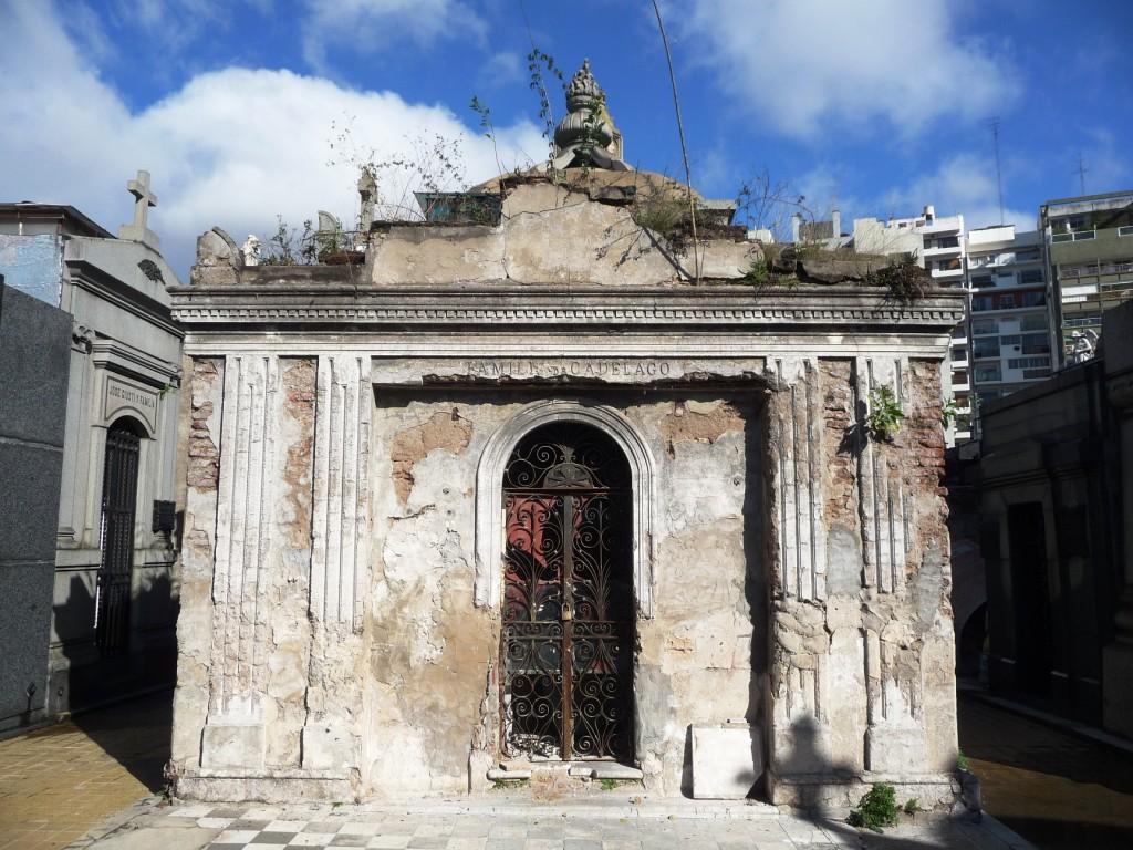 Unkept Tomb