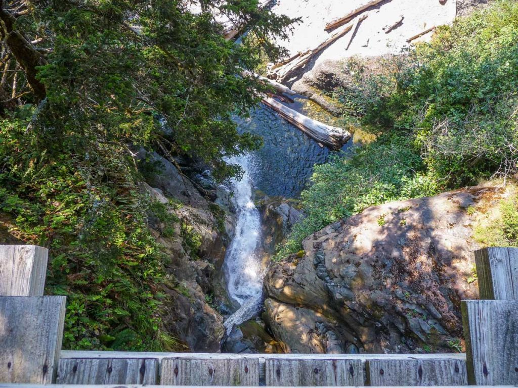 Tsocowis Creek, West Coast Trail