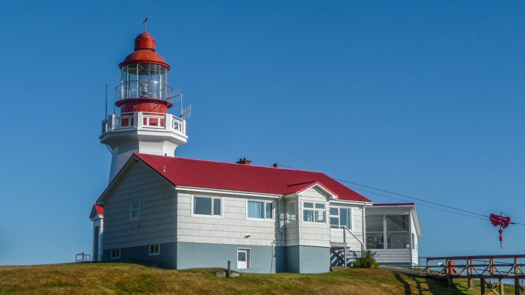 Carmanah Lighthouse, West Coast Trail