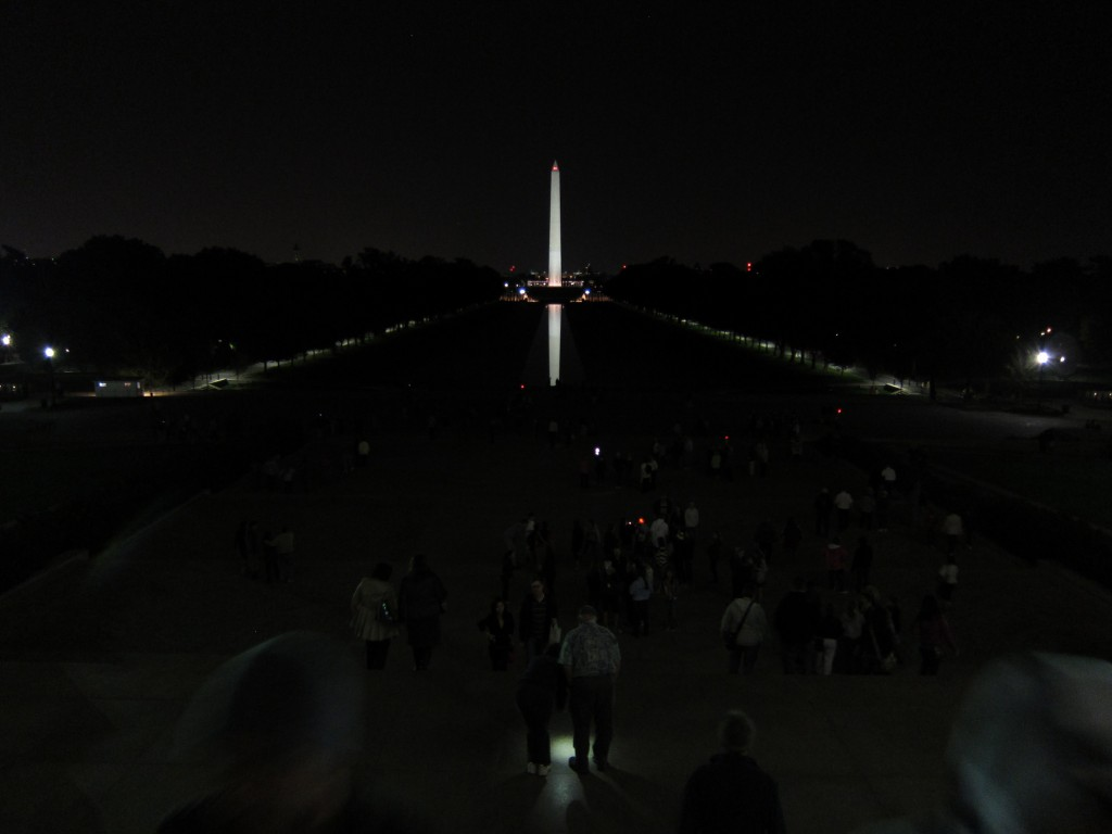 Reflecting Pool and Washington Monument