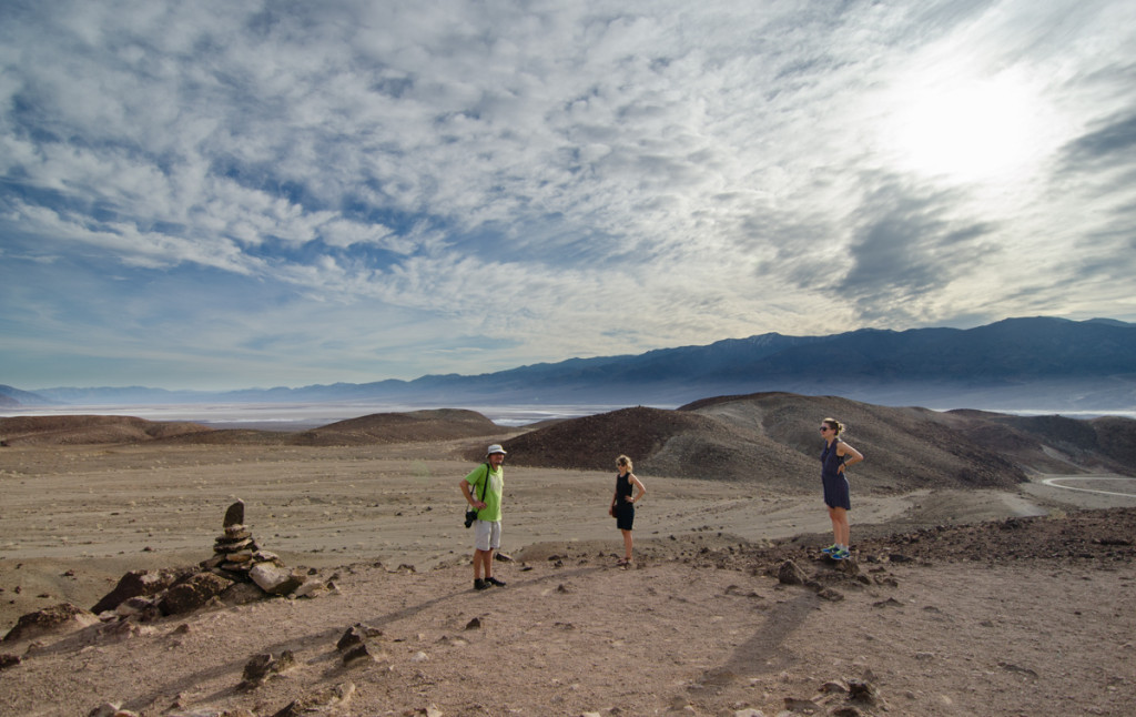 Artists Drive, Death Valley