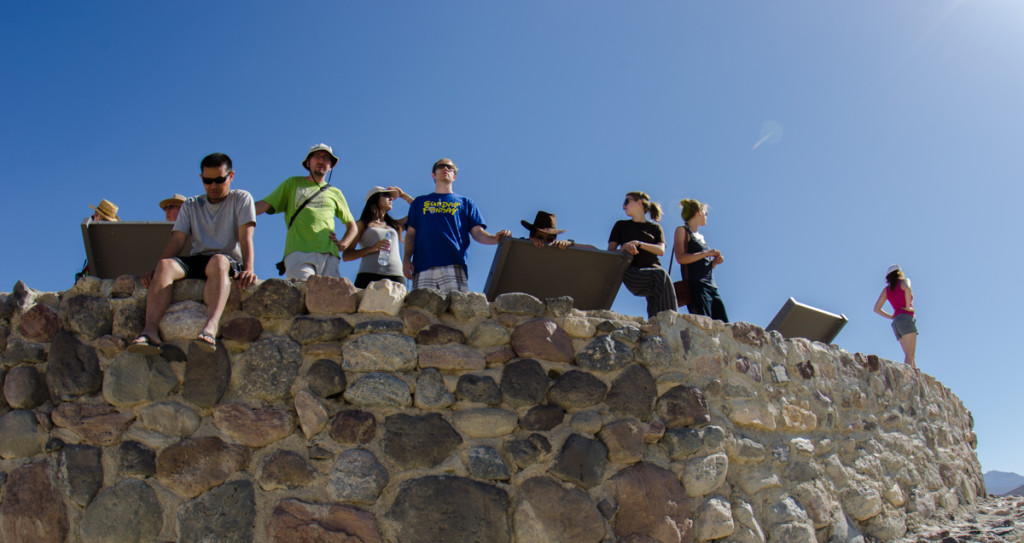Zabriskie Point, Death Valley