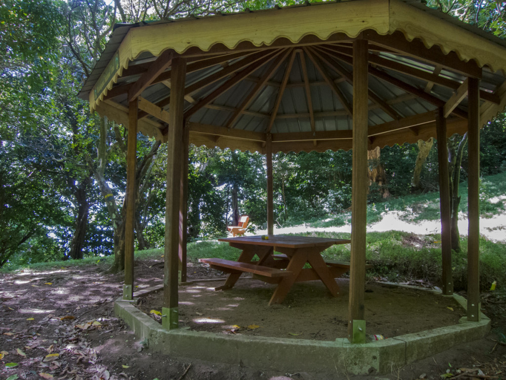 Waitukubuli National Trail shelter