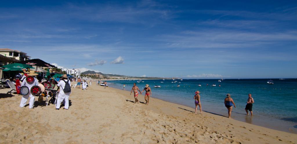 Playa El Medano, Cabo San Lucas