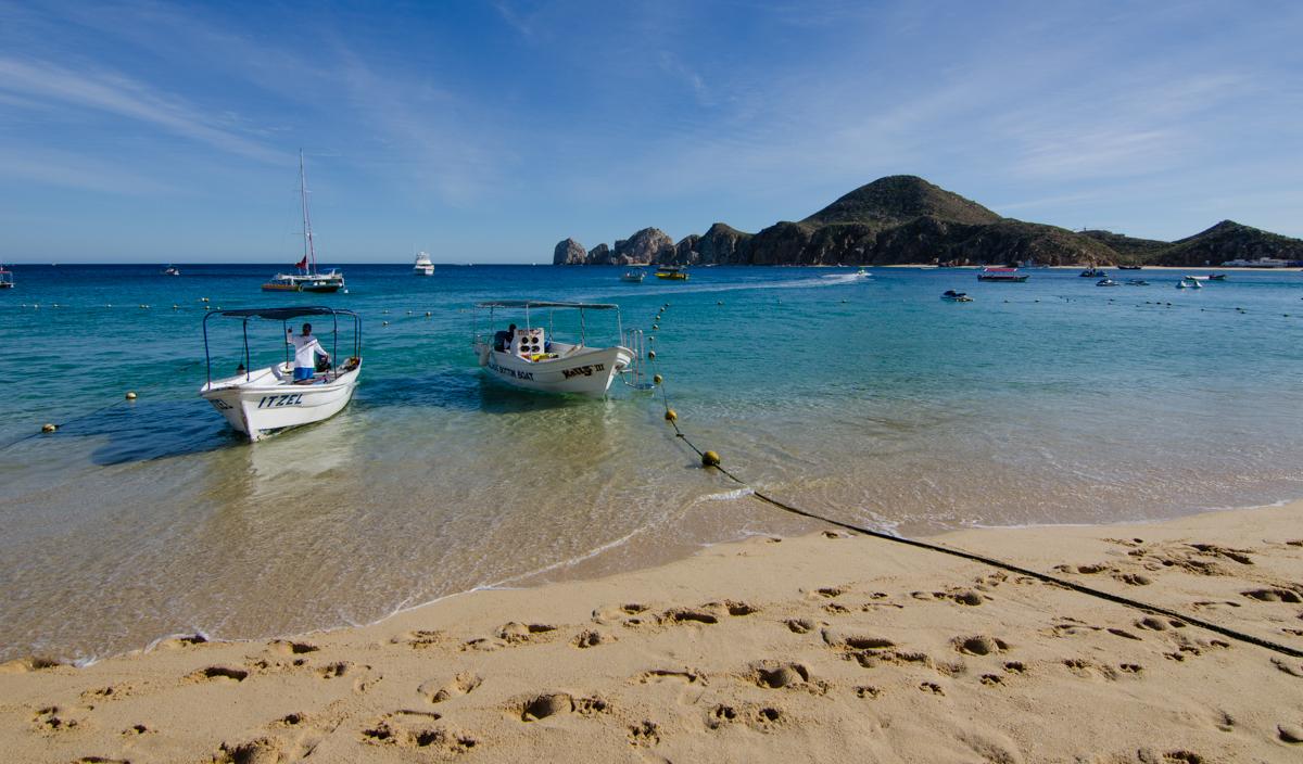 Playa El M?dano, Cabo San Lucas