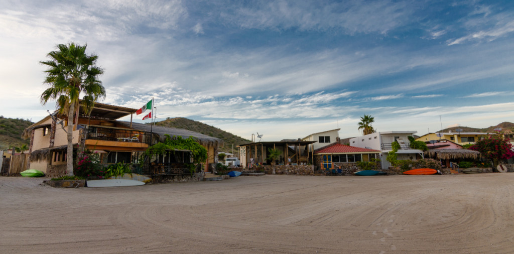 Posada Concepción, Baja California