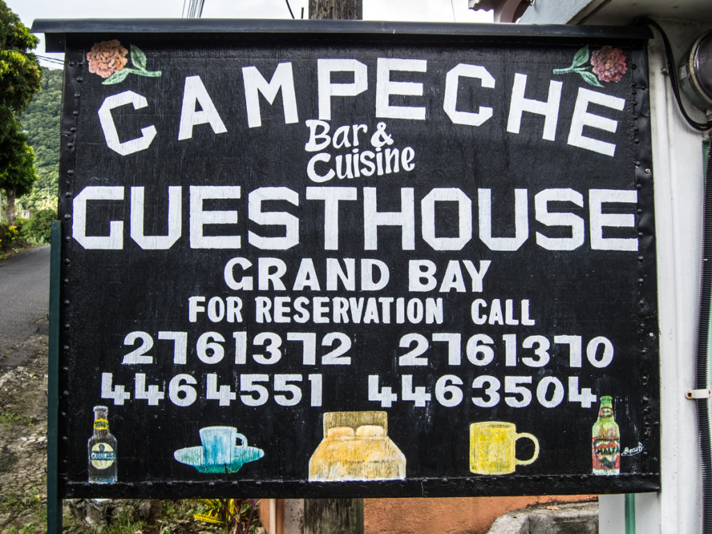 Campeche Guesthouse, Grand Bay, Dominica