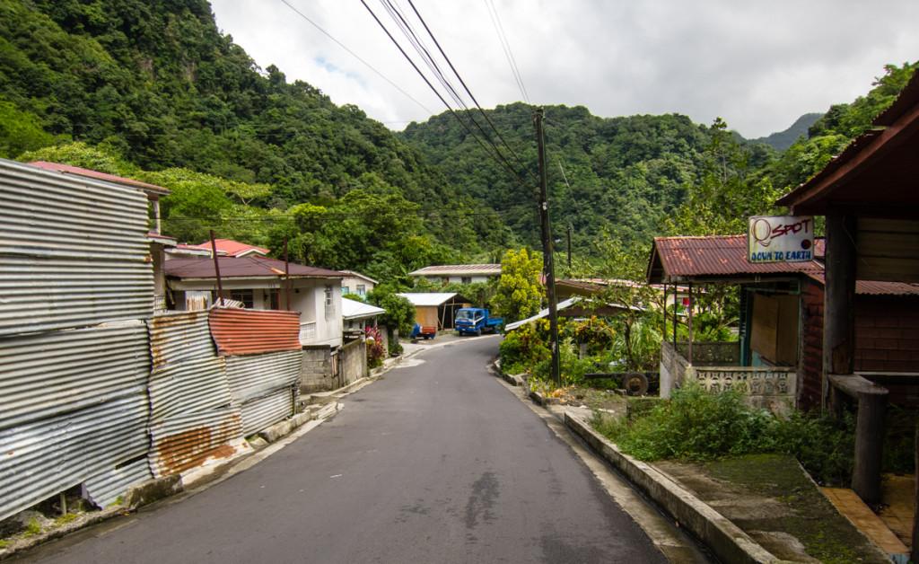 Pichellin, Dominica