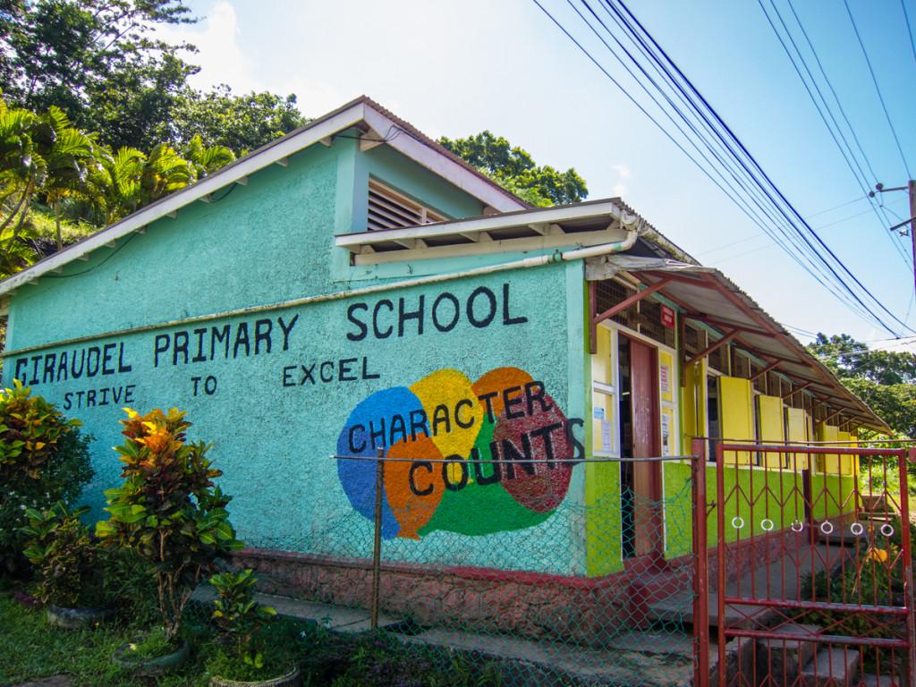 Giraudel, Dominica
