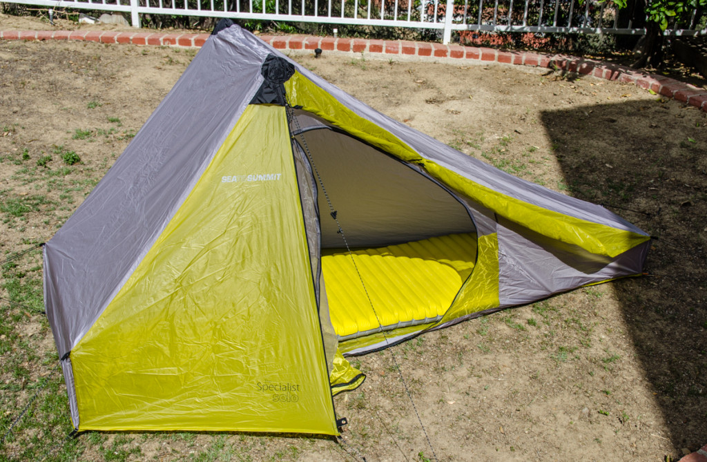 Sea To Summit Specialist Solo tent
