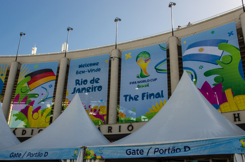 World Cup Final, Maracana Stadium