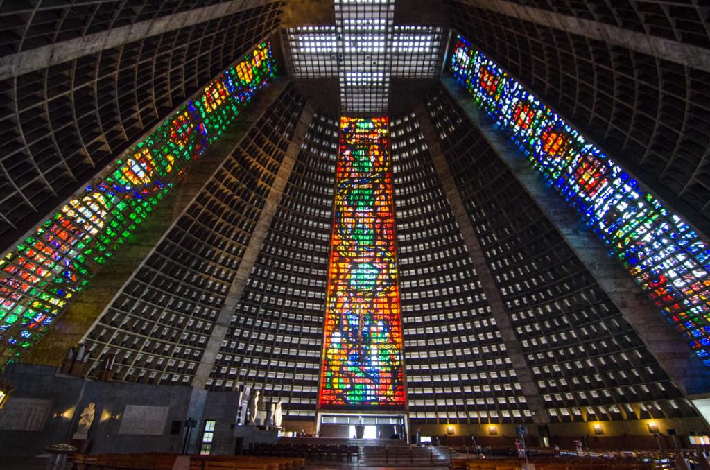 Catedral Metropolitana de São Sebastião, Rio de Janeiro