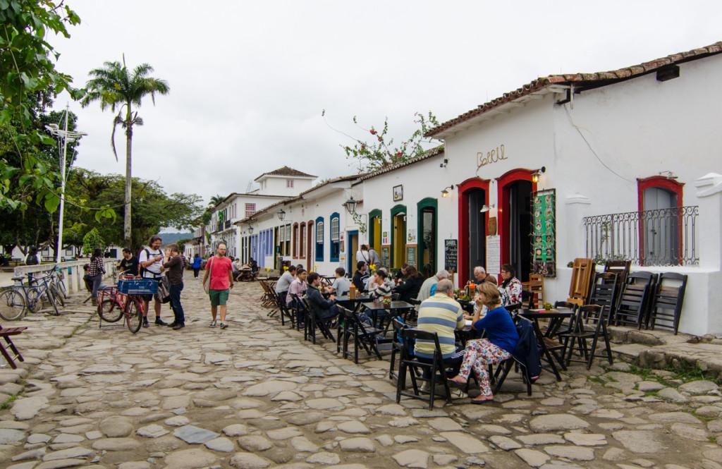 Parity, Brazil