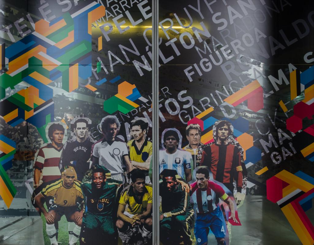 Football Museum, Sao Paulo