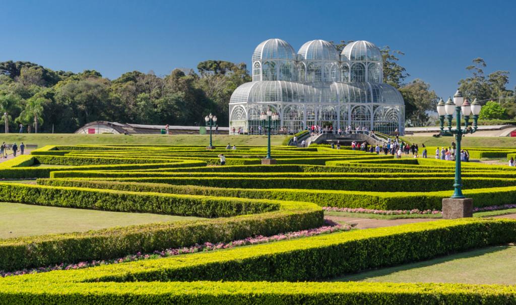 Botanical Gardens, Curitiba