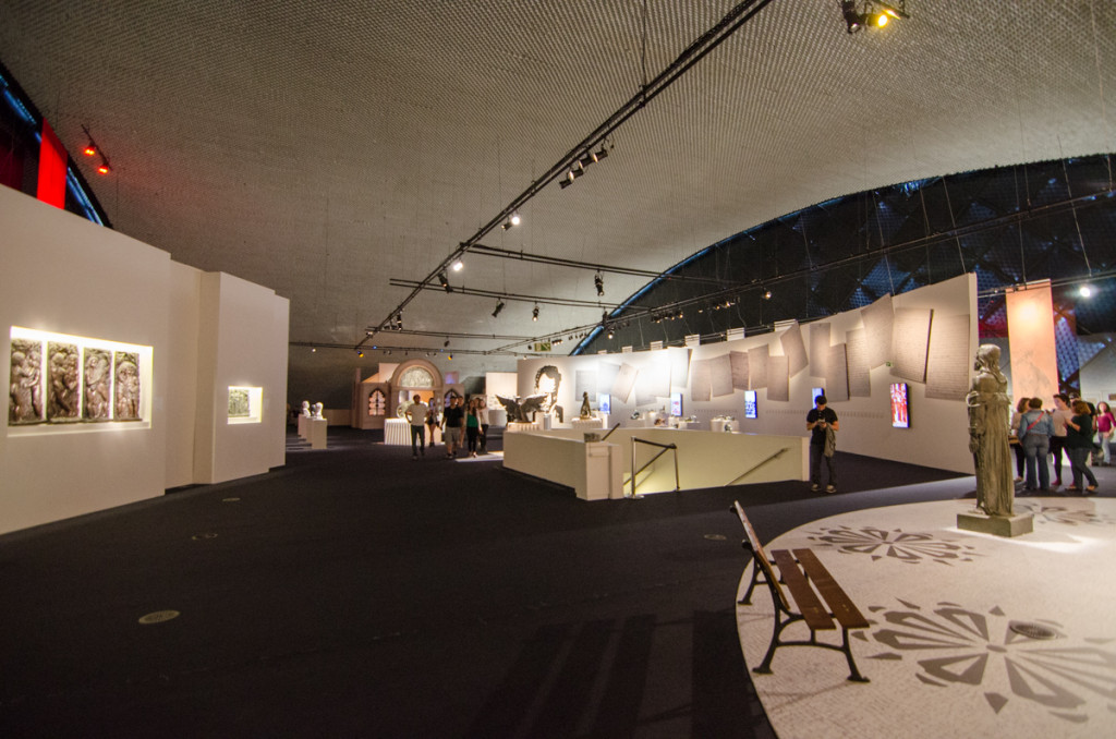 Oscar Niemeyer Museum, Curitiba