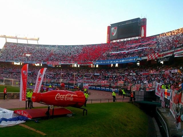 River Plate's Estadio Monumental