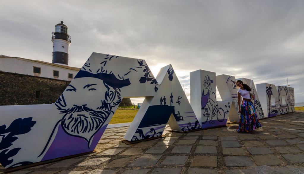 Farol da Barra, Salvador, Brazil