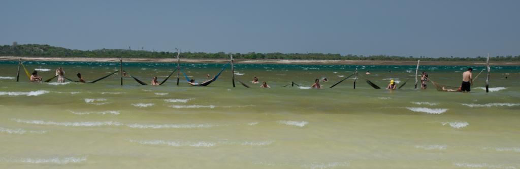 Lagoa do Paraiso, Jericoacoara