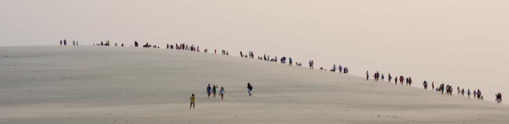 Sand dune, Jericoacoara