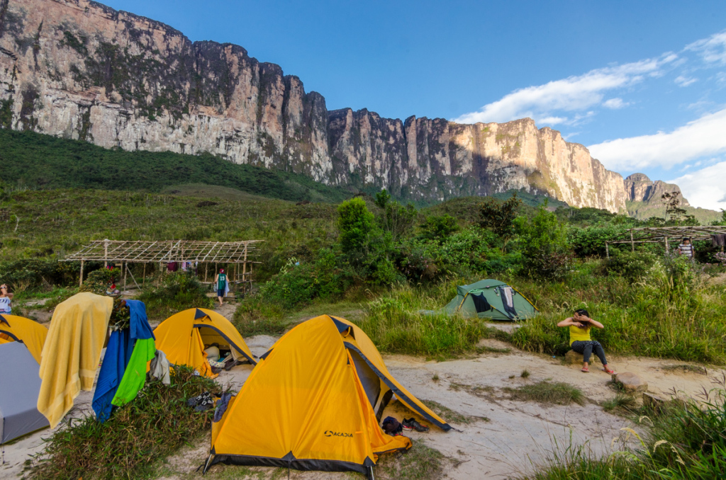 Base Camp, Roraima