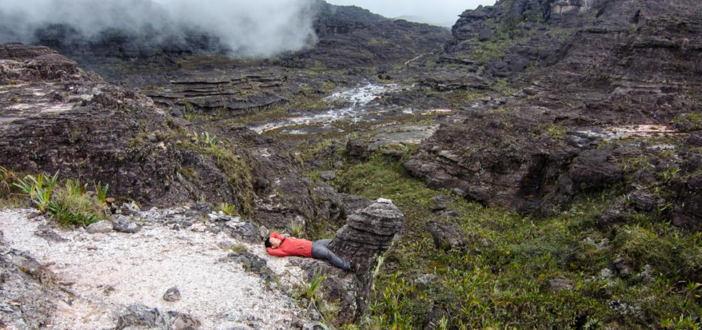 Valle del Pene, Mount Roraima