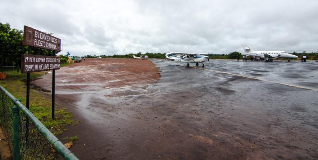Canaima Airport, Venezuela