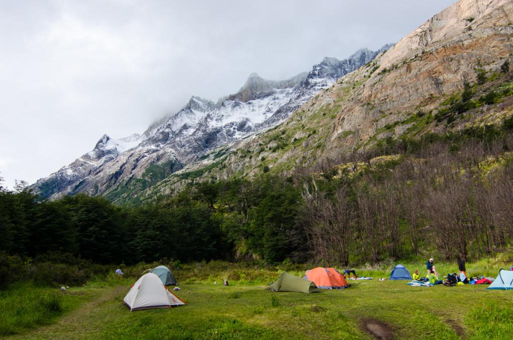 Refugio Grey, Parque Nacional Torres del Paine