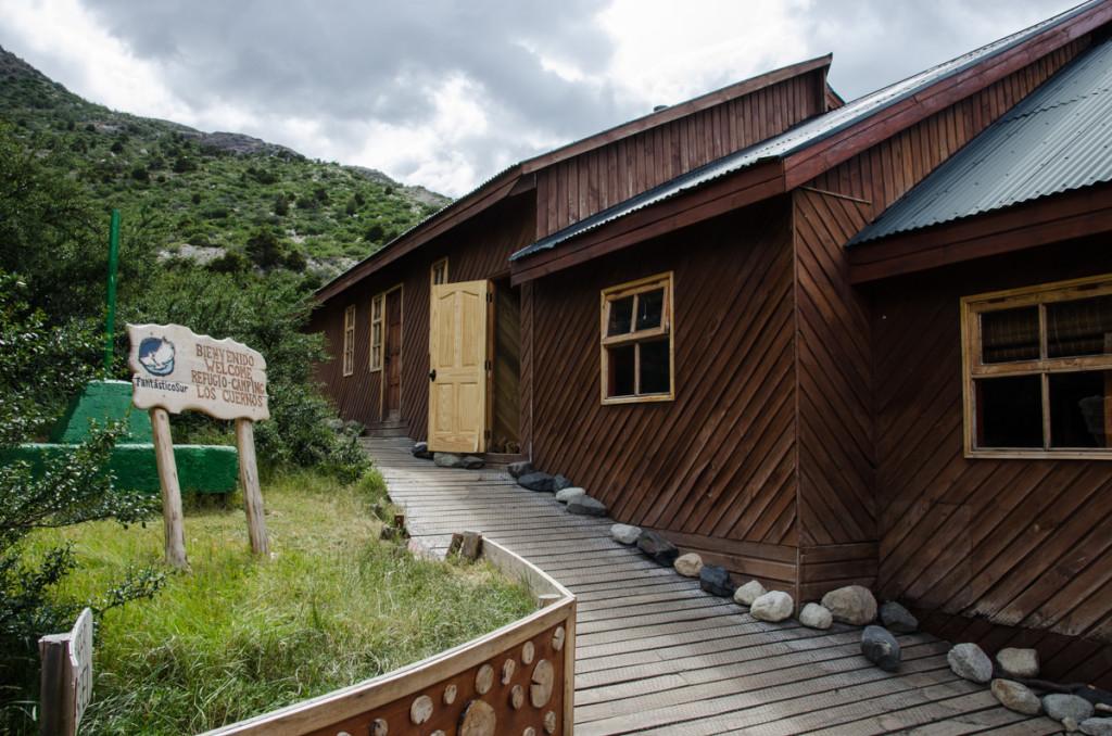 Refugio Los Cuernos, Parque Nacional Torres del Paine