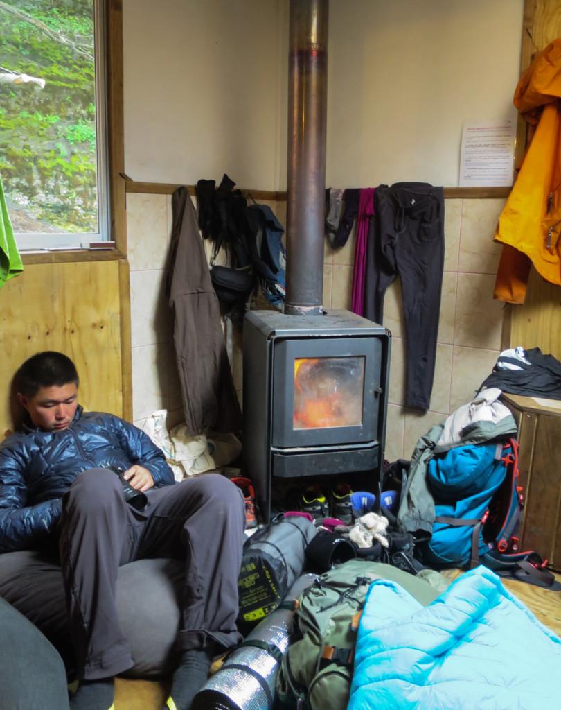 Campamento Chileno, Parque Nacional Torres del Paine (Photo Credit: John Van)