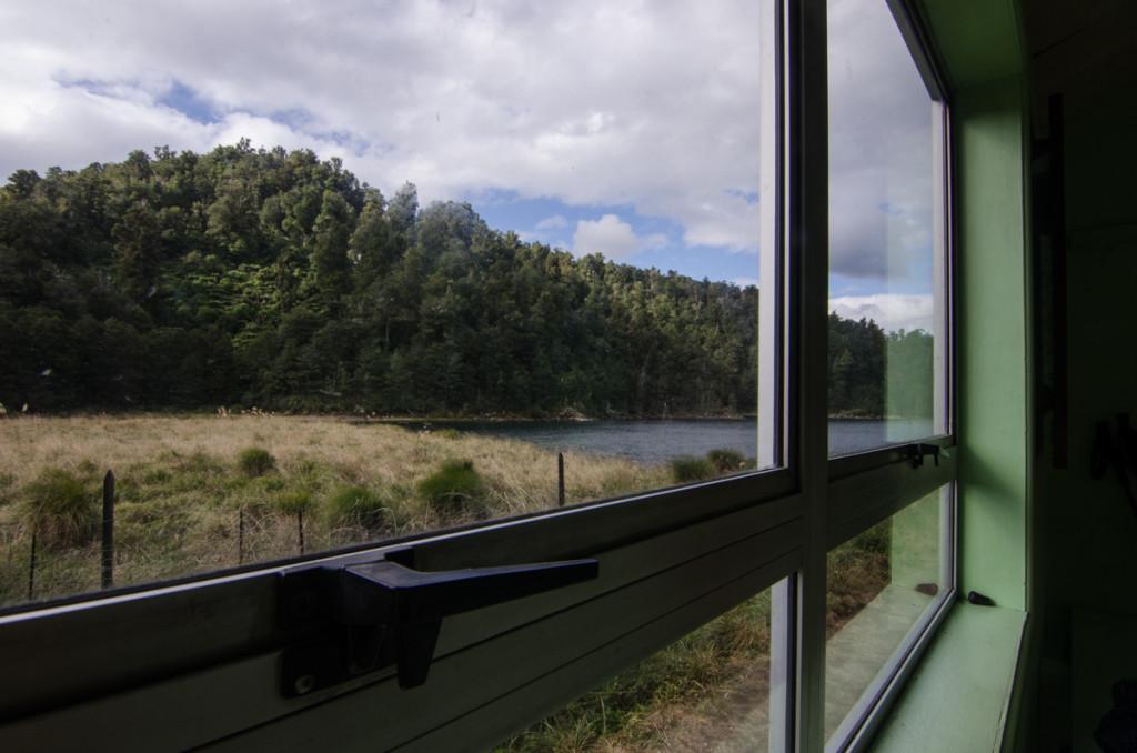 Marauiti Hut, Lake Waikaremoana Great Walk