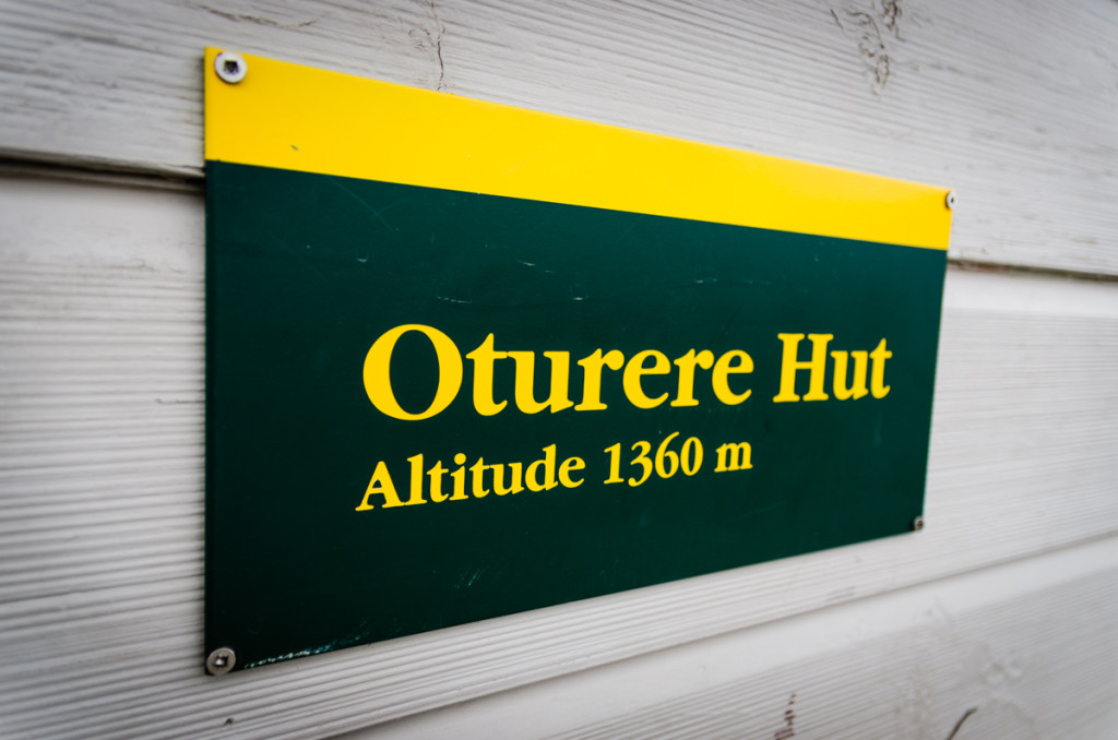 Oturere Hut, Tongariro Northern Circuit