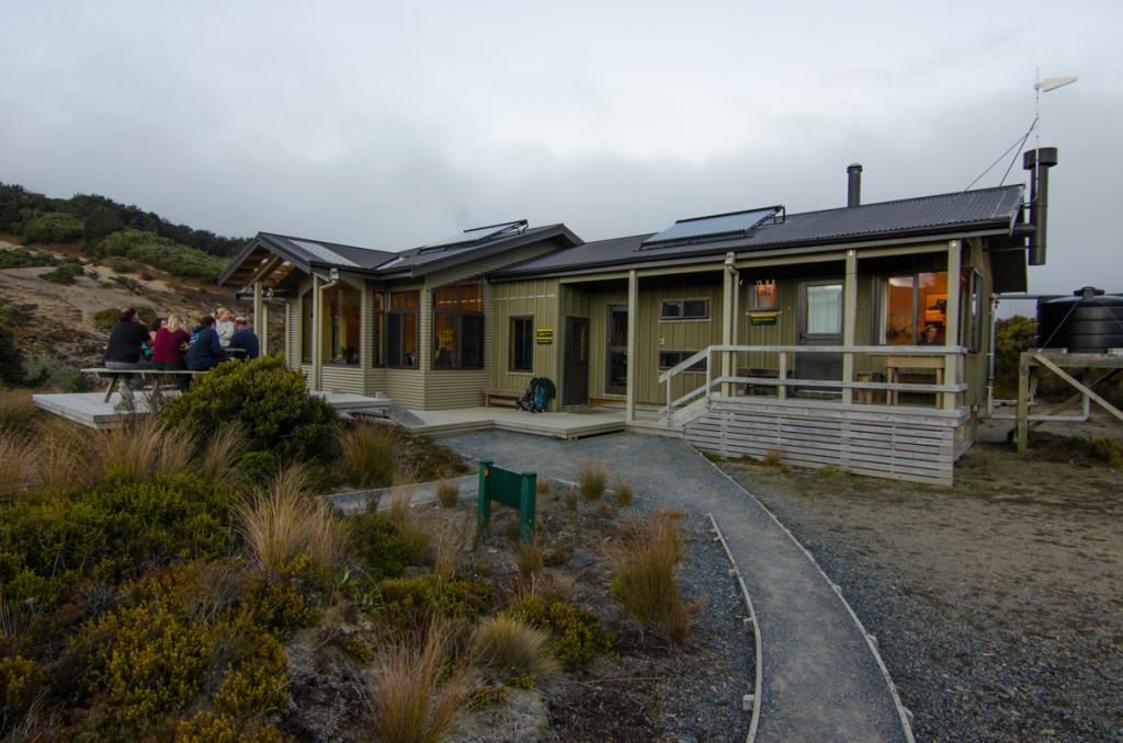 Waihohonu Hut, Tongariro Northern Circuit