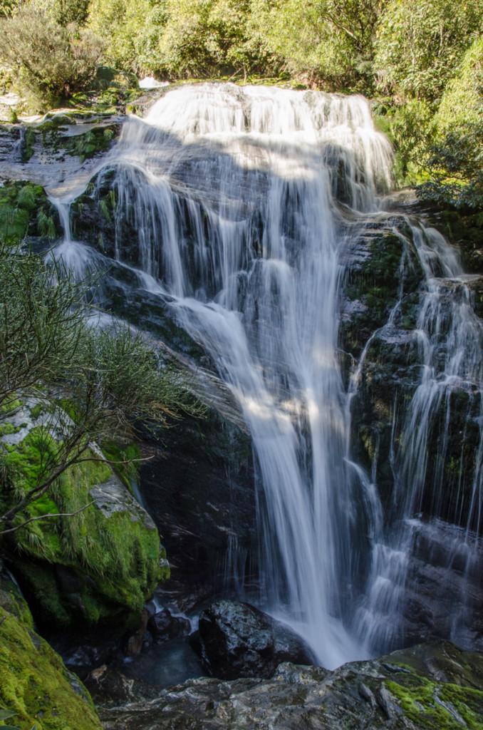 Waterfall, Milford Track