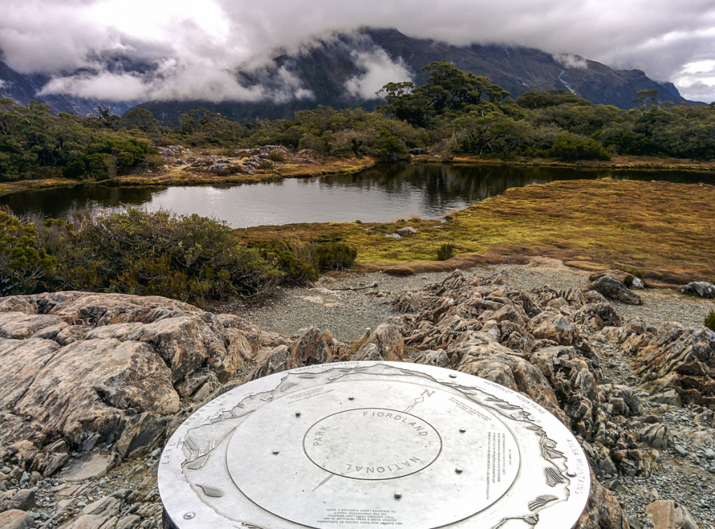 Key Summit, Routeburn Track