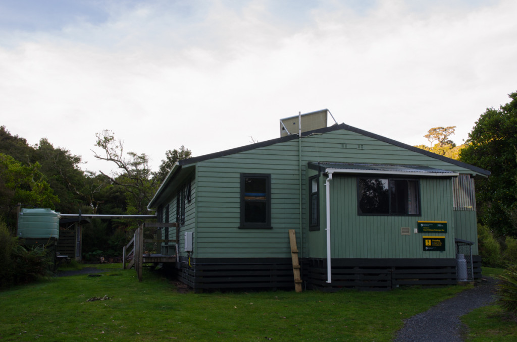 Port William Hut, Rakiura Track