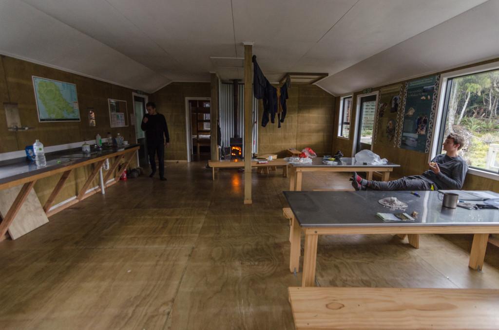 North Arm Hut, Rakiura Track