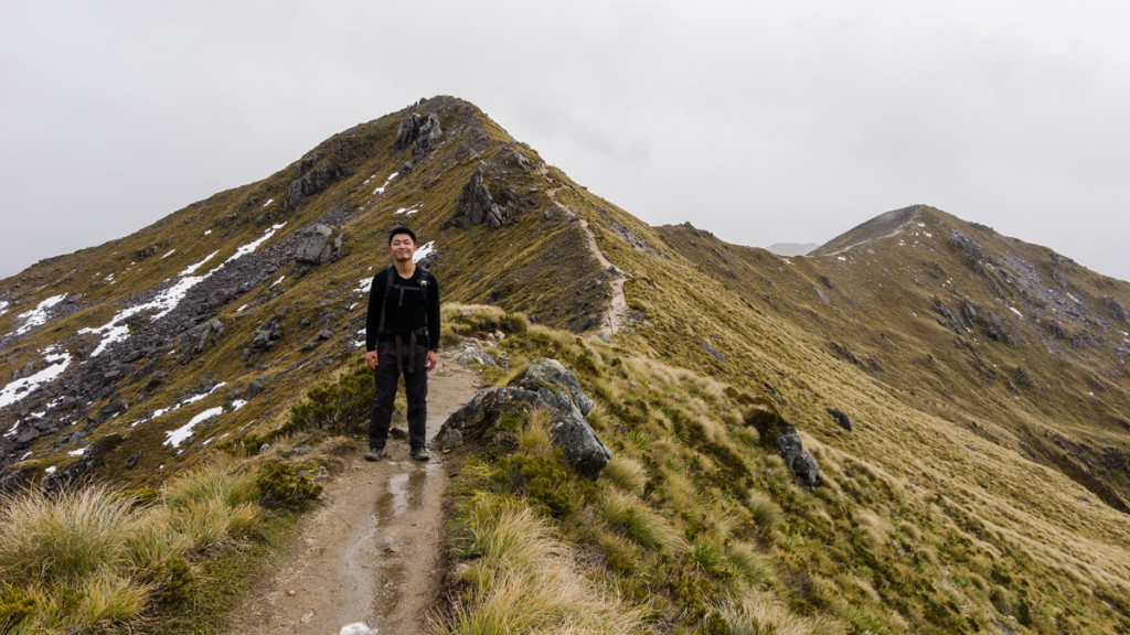 Ridgeline on the Kepler Track