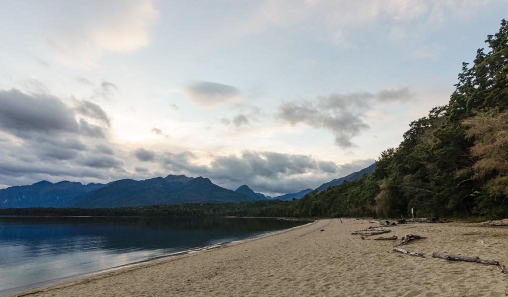 Shallow Bay, Lake Manapouri, Kepler Track