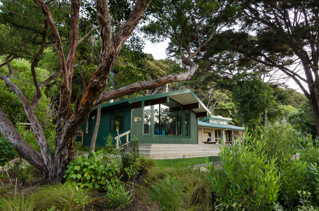 Anchorage Hut, Abel Tasman Coast Track