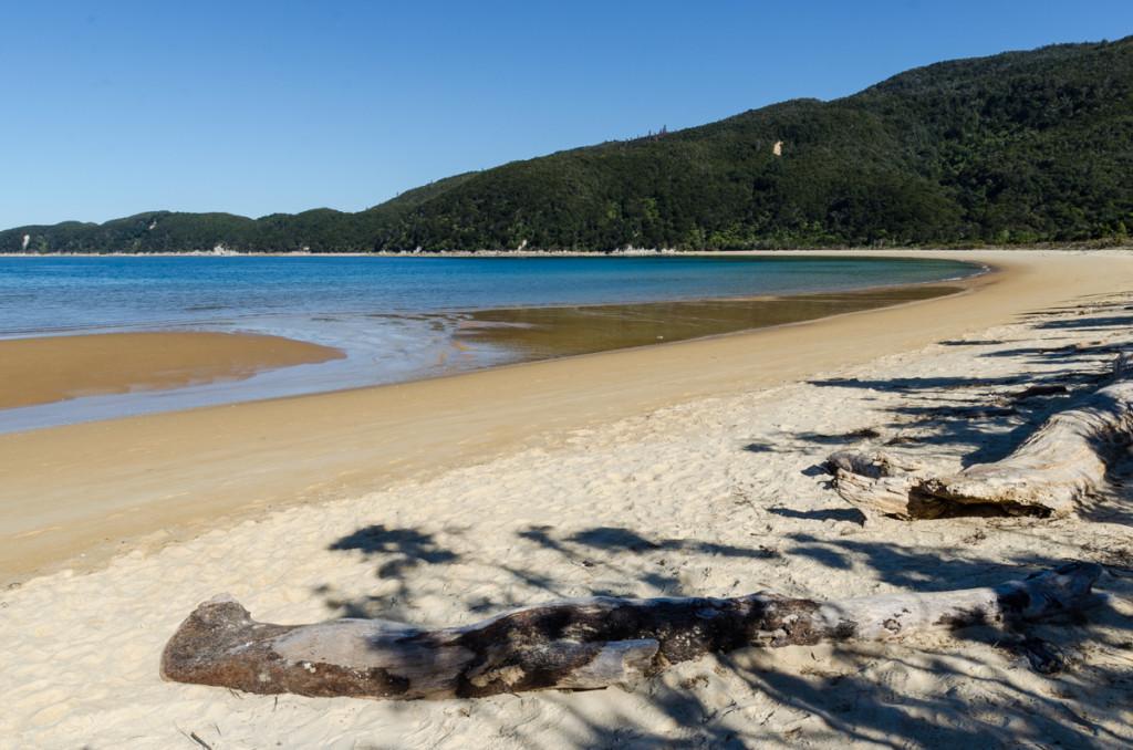 Onetahuti Bay, Abel Tasman Coast Track